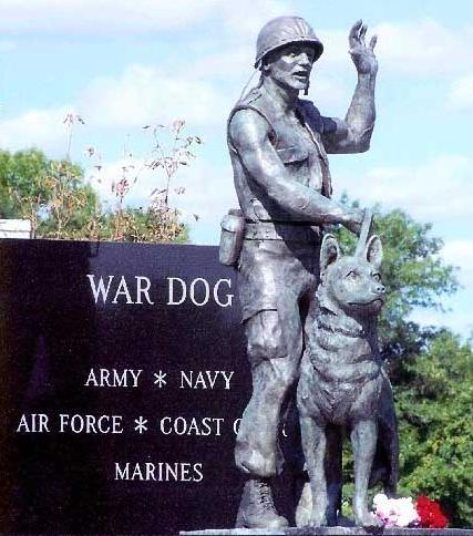 honoring service dogs
