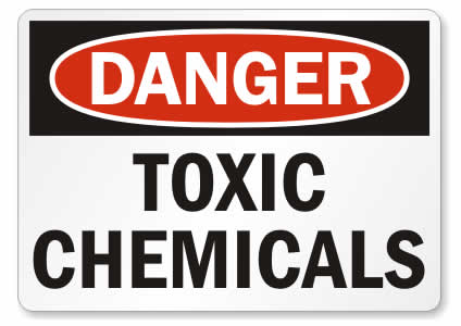 toxic deice chemicals