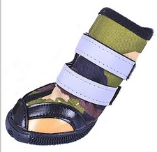 dog boots for hiking hunting