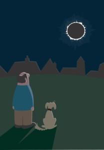 solar-eclipse-dog
